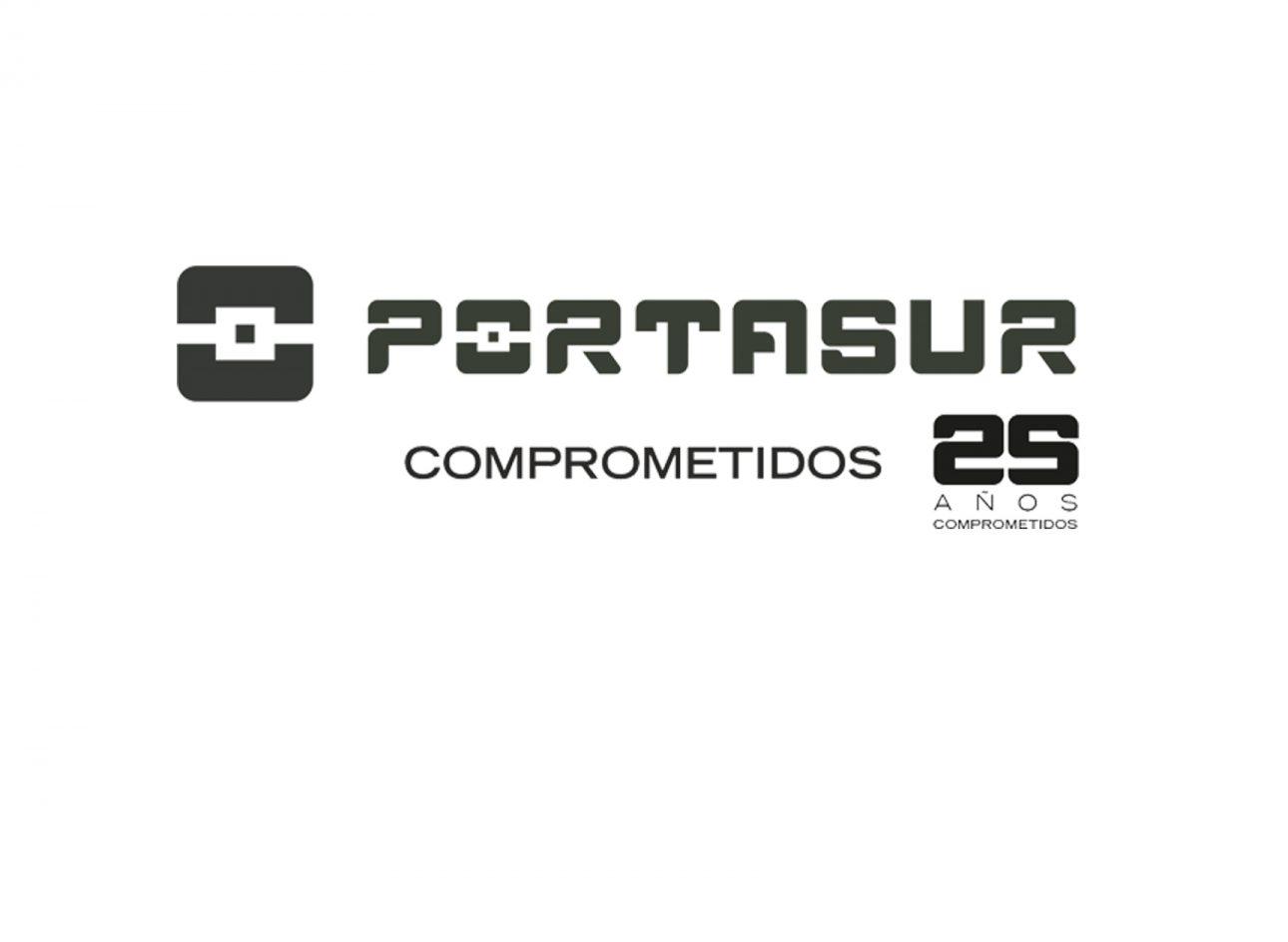 PORTASUR, 25 aniversario