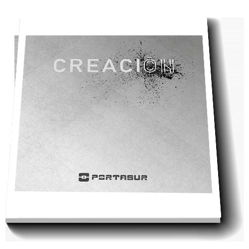 Catálogo Portasur - Creación